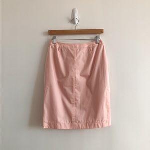 ESCADA Pink Knee-Length Skirt